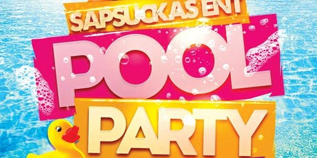 Sapsuckas ENT Labor Day Pool Party tickets