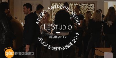 Apéro Entrepreneurs Paris @ LeStudio | Jeudi 5 Septembre 2019
