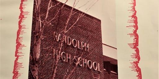 Randolph High School Class of '84 35th Reunion