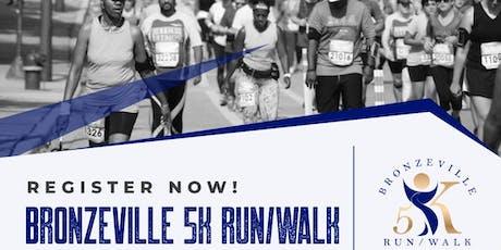 Bronzeville 5K Run/ Walk tickets