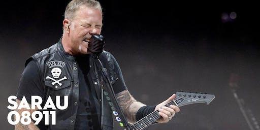 Tribut Metallica al Sarau08911