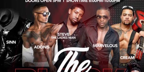 The Black Out/ WelcomeTo The Dungeon All Male Revue! tickets