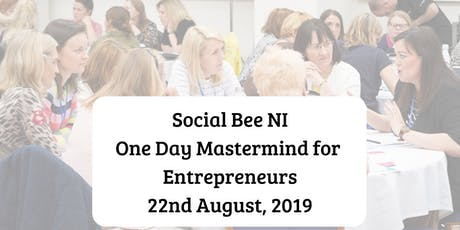 Social Bee NI One Day Mastermind tickets