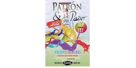 Patron N Paint tickets