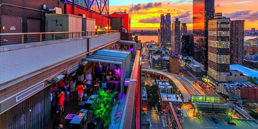 ROOFTOP PARTY SATURDAY NIGHT | TIMES SQUARE NEW YORK