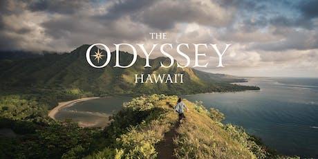 Odyssey Adventure In Maui! tickets