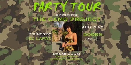 THE CAMO PROJECT tickets