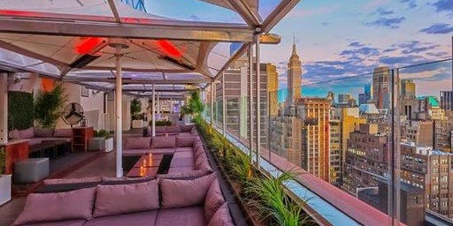 ROOFTOP PARTY FRIDAY NIGHT | MIX MUSIC WITH  VIEWS & VIBES NEW YORK