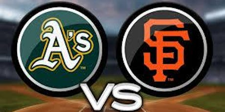 East Bay Planners A's Game tickets