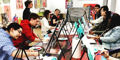 October Community Paint & Sip tickets