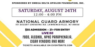 Omega Delta Upsilon Foundation Day Party