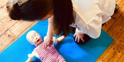 Baby & Child First Aid for Parents Edenbridge Sevenoaks