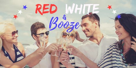 Red, White, & Booze Cruise | Labor Day Yacht Party tickets