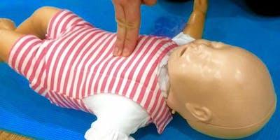 Baby & Child First Aid for Parents Wallington Croydon Sutton