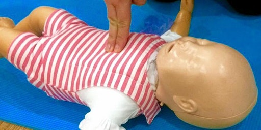 Baby & Child First Aid for Parents Wallington Croydon Sutton
