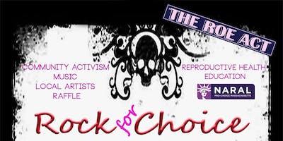 Rock For Choice II: Lucretia's Daggers, Melt, Oziem, Evan Greer
