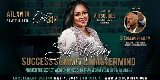 Ari Squires' Self-Mastery Success Summit & Mastermind