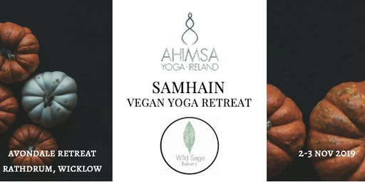 Samhain Vegan Yoga Retreat