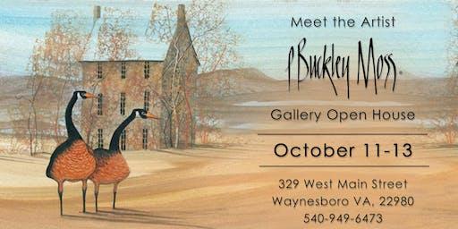 Meet The Artist P Buckley Moss