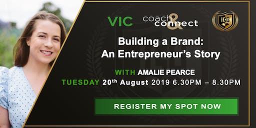 Building a Brand: An Entrepreneur's Story