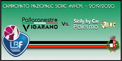 Pallacanestro Vigarano vs Sicily by Car Palermo