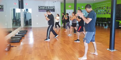 Self Defense Class: Defend & Fight Back  tickets