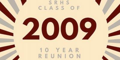 San Rafael High School 10 Year Reunion