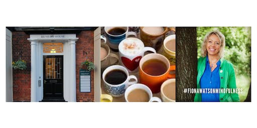 'Tea and Taster' - get mindfulness in the bag!