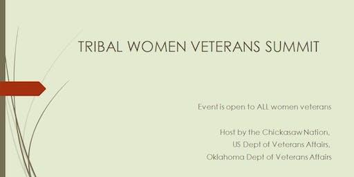 Tribal WOMEN Veterans Summit
