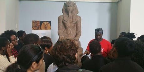 Black History Tour of British Museum - Morning Tour  tickets
