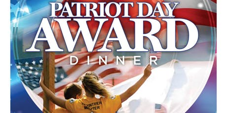 Patriot Day Awards Banquet tickets