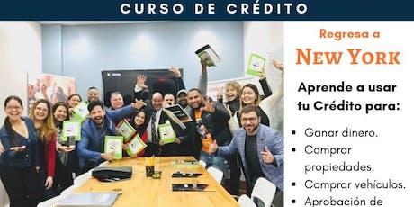 Curso de Credito ... Vive la EXPERIENCIA tickets