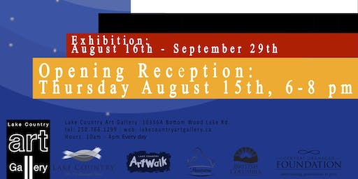 Atklokem Exhibition at the Lake Country Art Gallery