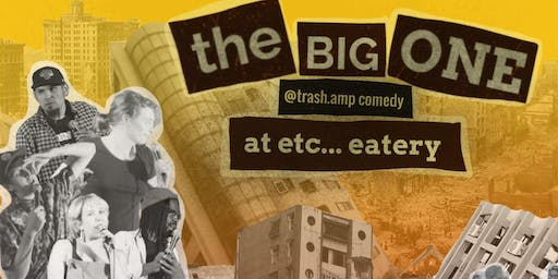 The Big One: Stand-Up Comedy in SW Portland