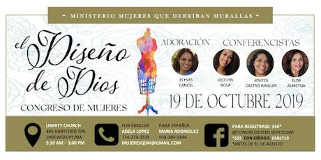 Congreso de Mujeres Que Derriban Murallas 2019 billets