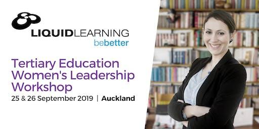 Tertiary Education Women's Leadership Workshop