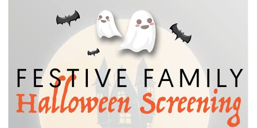 Family Halloween Movie Madness