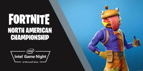 Fortnite North American Championship - Local Qualifiers (Duos) tickets