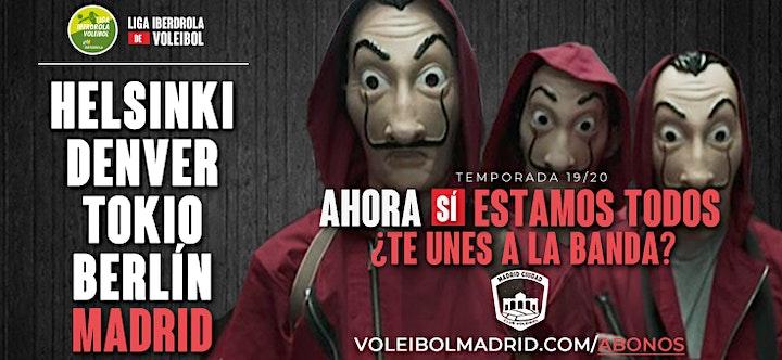 Imagen de Campaña de simpatizantes 19/20 CLUB VOLEIBOL MADRI