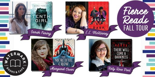 Fierce Reads Fall Tour