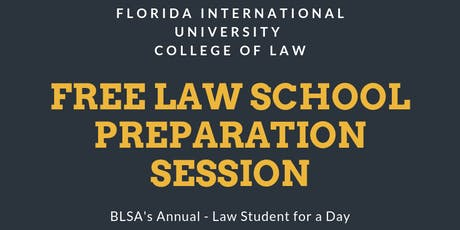 Law Student for a Day - Law School Preparation Session  tickets