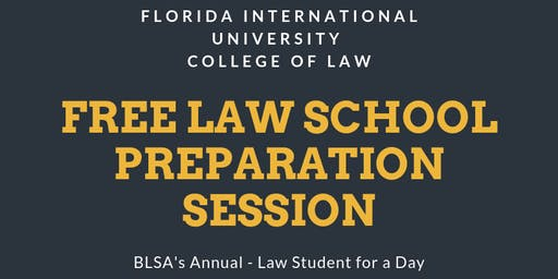 Law Student for a Day - Law School Preparation Session