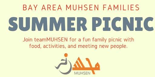 MUHSEN Bay Area Families Picnic
