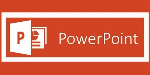 Powerpoint 101 (T3-19)