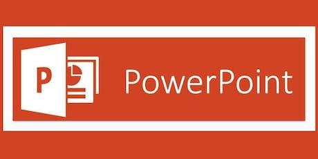 Powerpoint 201 (T3-19) tickets