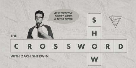 The Crossword Show with Zach Sherwin tickets
