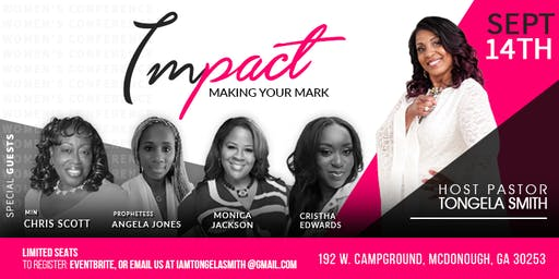 """IMPACT"" Women's Summit"