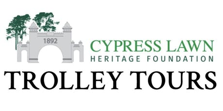 Trolley Tour of Cypress Lawn Cemetery tickets