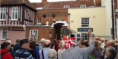 Trinity Street Heritage Tour
