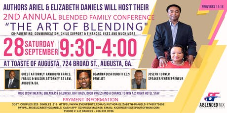 """Blended Family Conference Building Strong Families, """"The Art of Blending"""" tickets"""